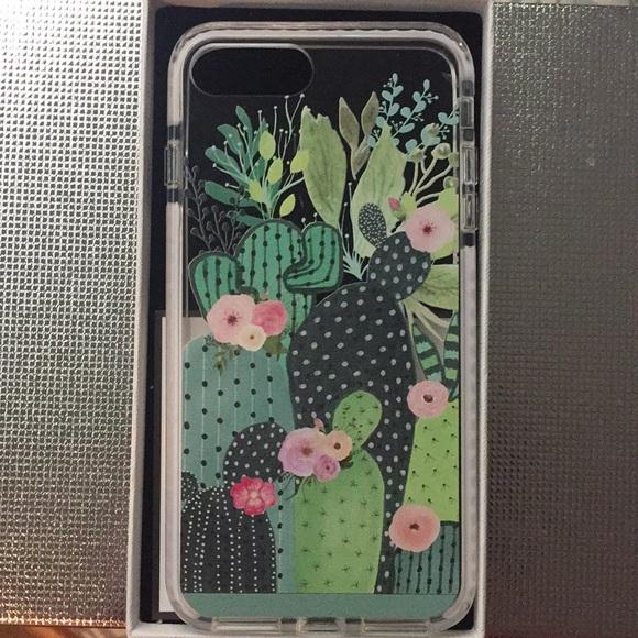 best service 7b272 386d3 Casetify iPhone 8 Plus cactus impact case NWT